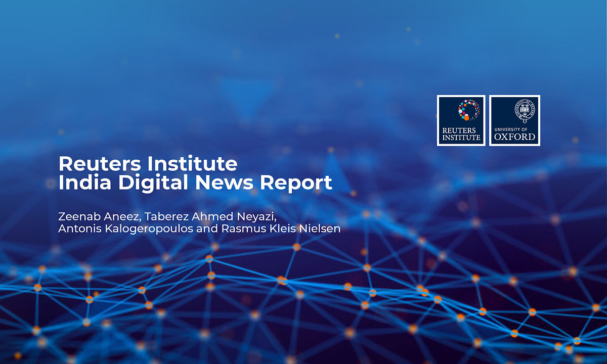 India Digital News Report - 2019