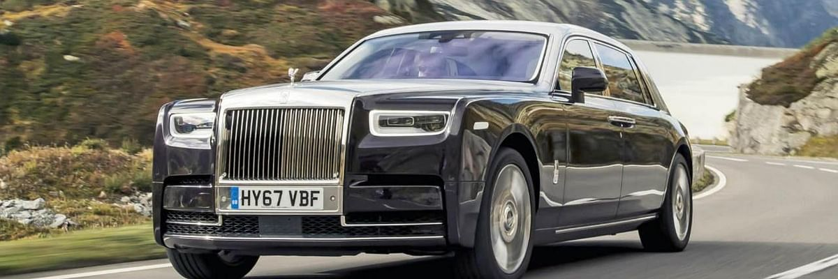 Top 5 Luxury cars in India - Sample