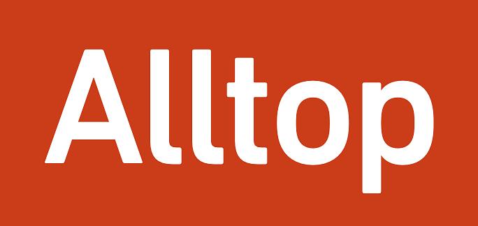 Alltop news aggregrator