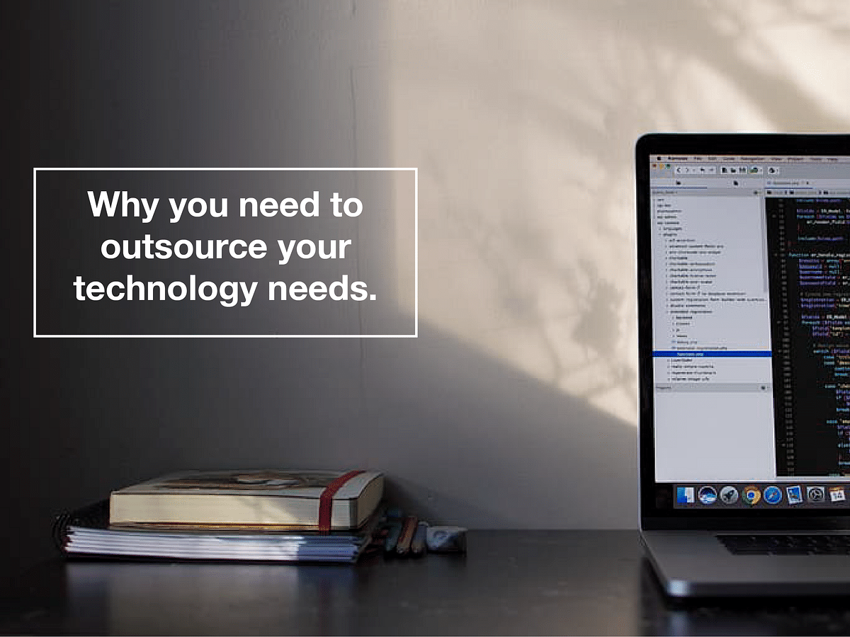 Future of digital publishing: Why you must outsource your tech needs