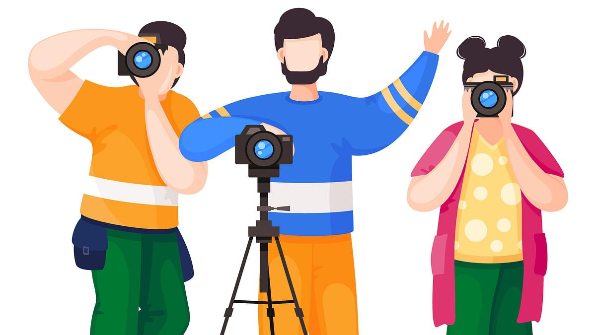 How do you build an impressive photography website?