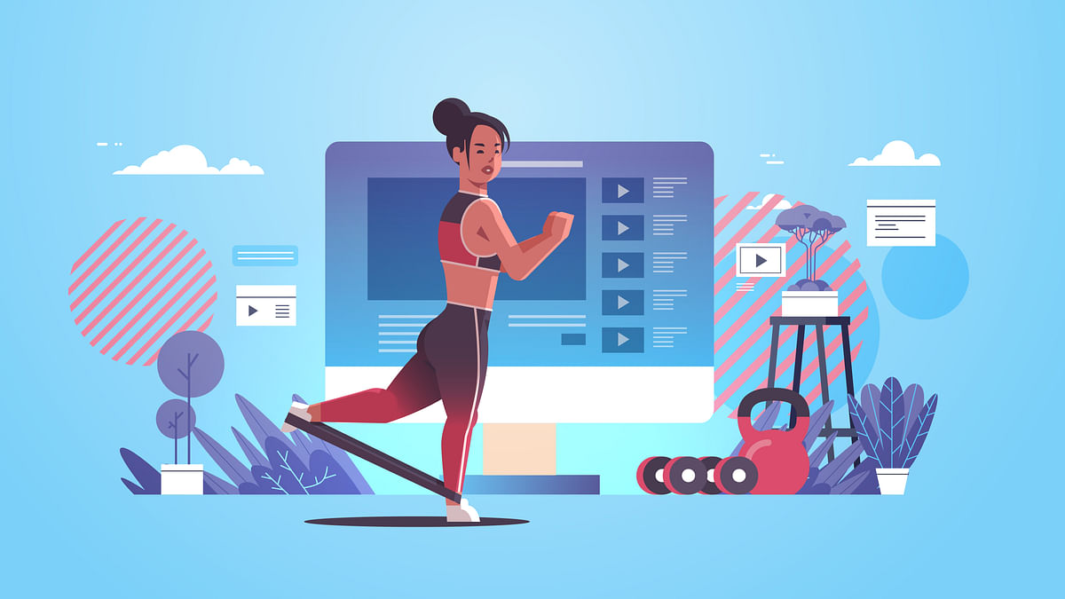 Here's how you can build a health and fitness blog
