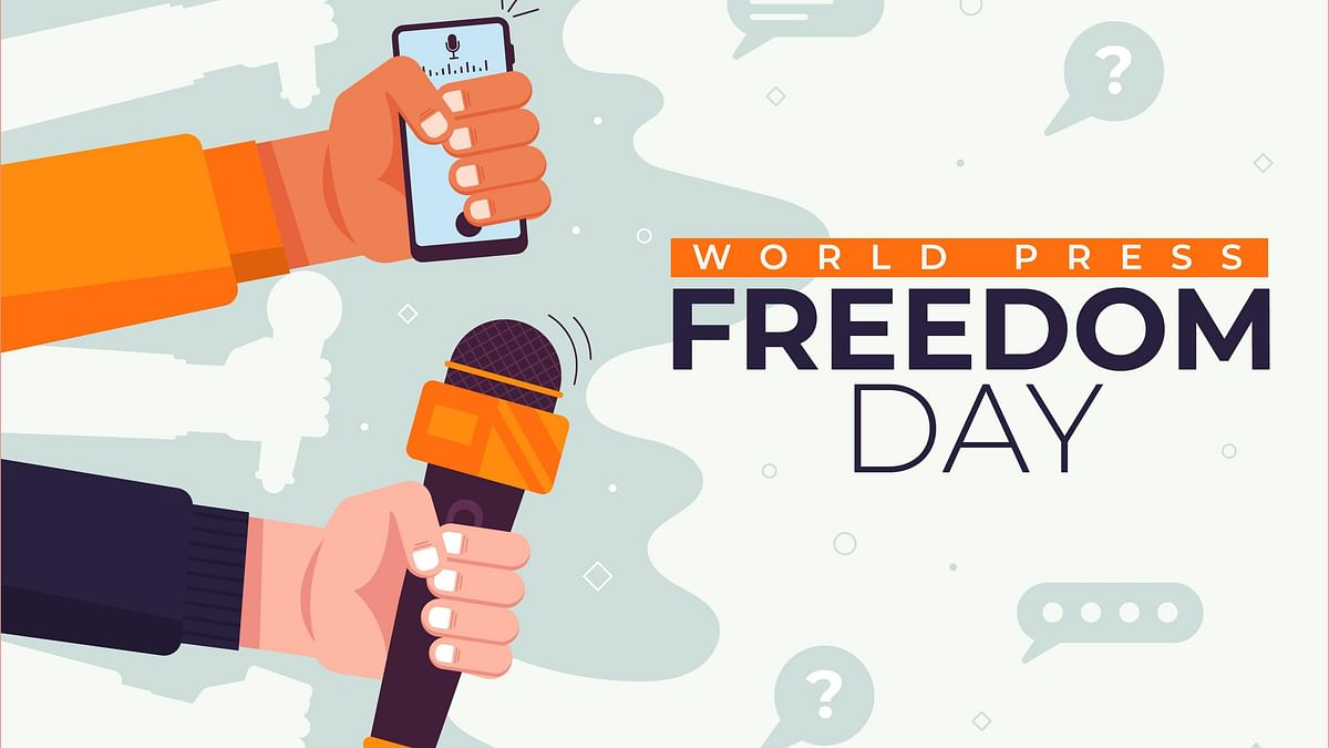 Celebrating World Press Freedom Day in 2021 - Fearless Journalism