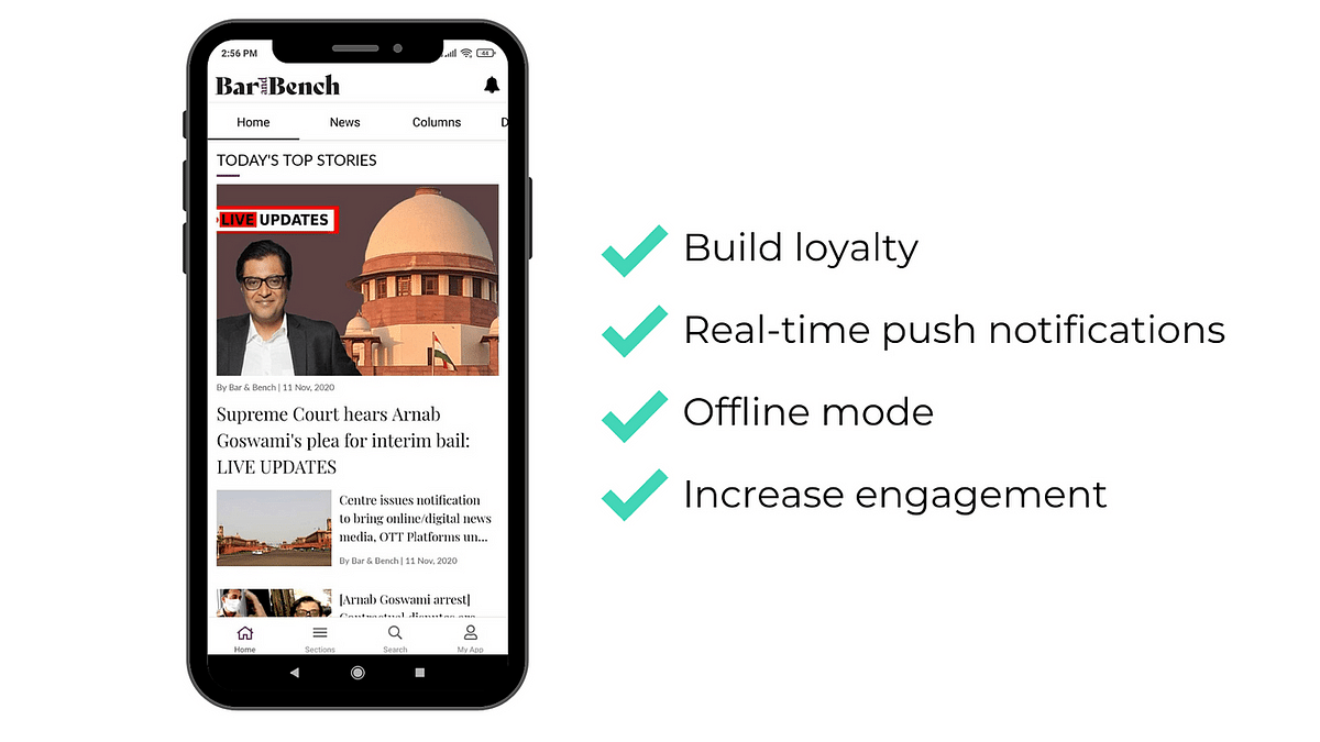 Why should you build an App