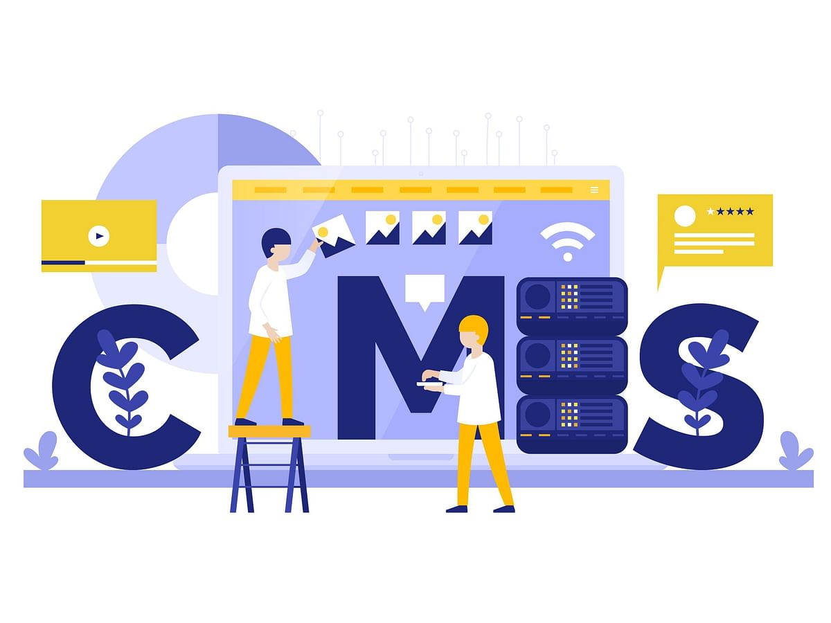 The Growth of CMS platforms