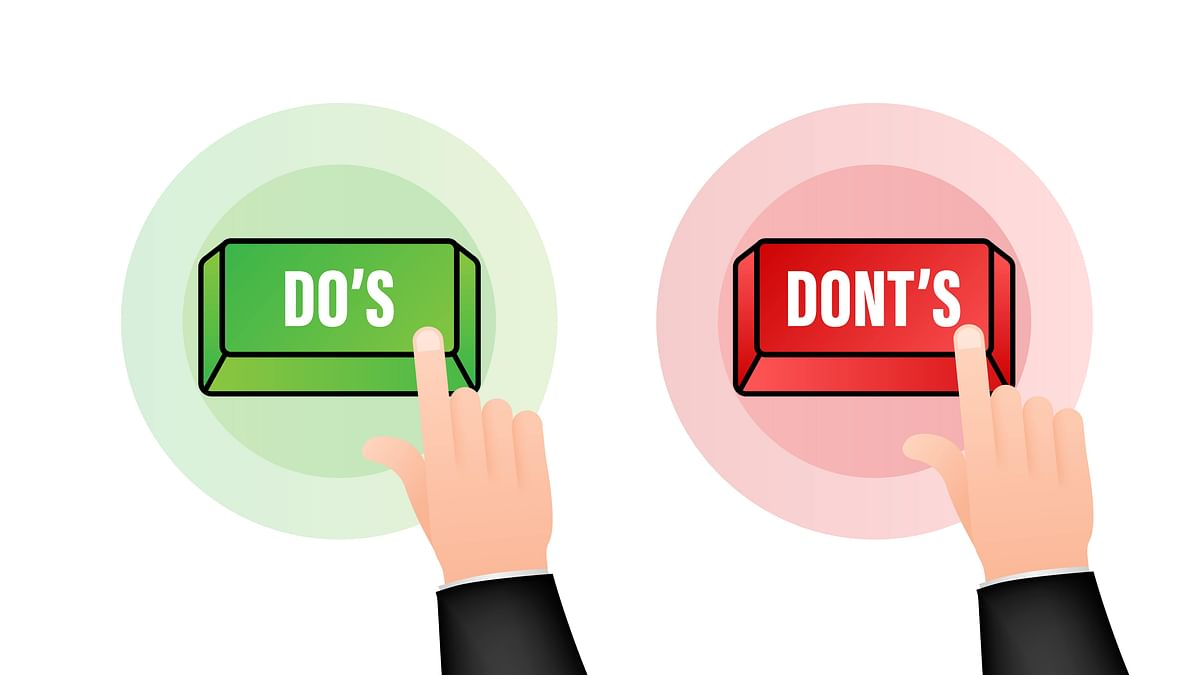Do's and don'ts of digital publishing