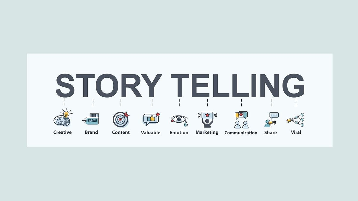 Storytelling tips for digital content creaters