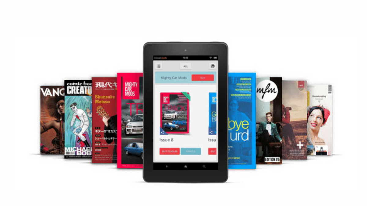 Get a Mobile app for your digital magazine
