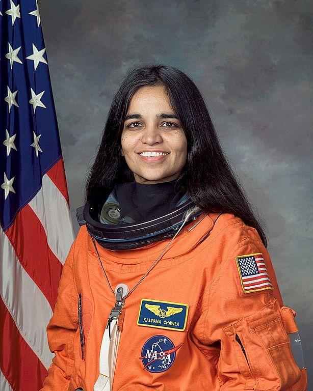 भारत की पहली महिला अंतरिक्ष यात्री कौन थीं?