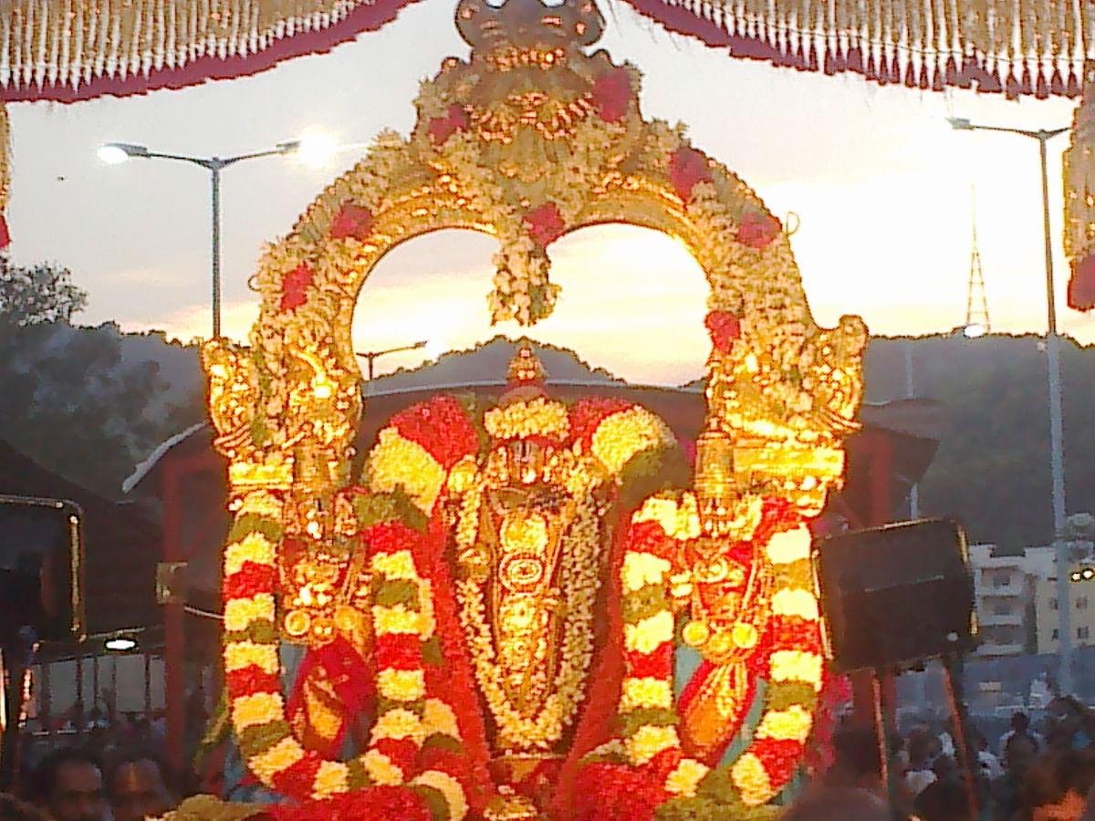 वेन्कटेशवर- Lord Venkateswara in Hindi
