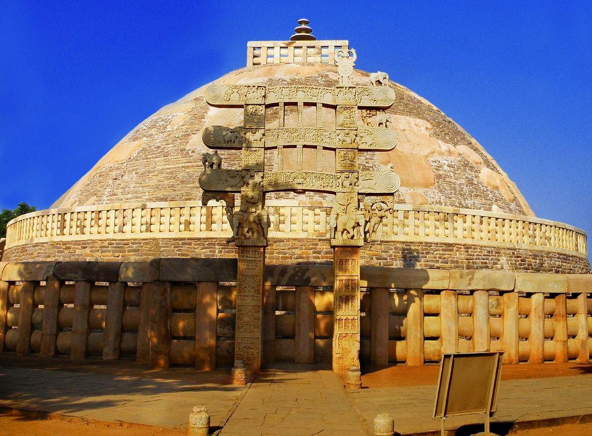 साँची का स्तूप के बारे में जानकारी - Sanchi Stupa in Hindi