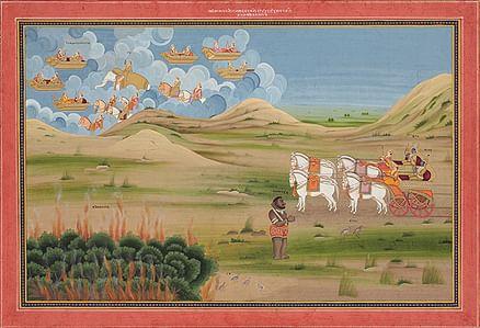 देव इंद्र- Lord Indra in Hindi