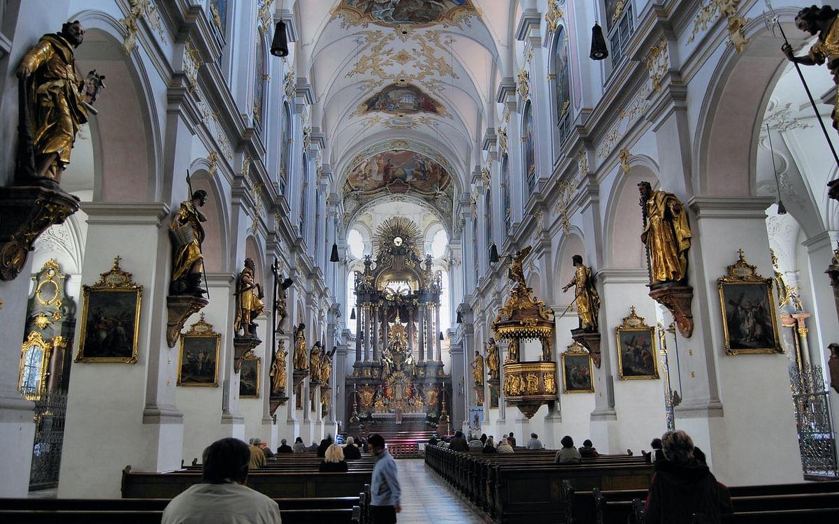 सेंट मेरी चर्च के बारे में जानकारी - Saint Marry Church in hindi
