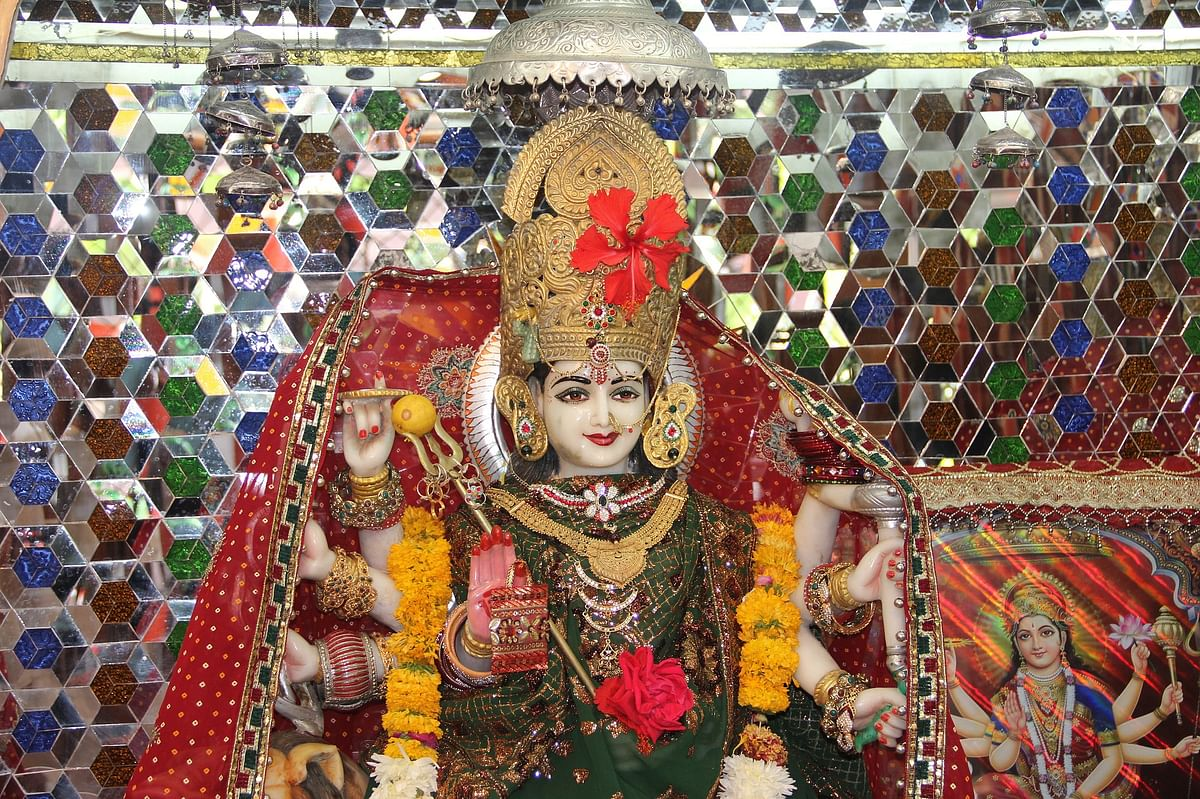 शारदीय नवरात्र - Shardiye Navratra