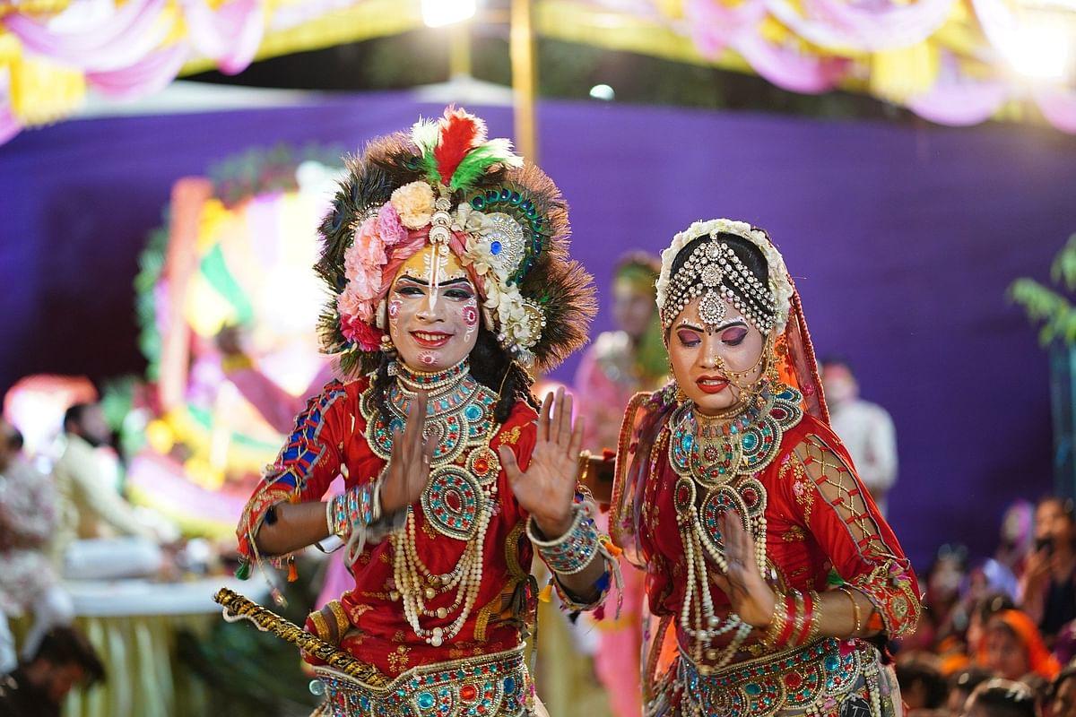 कृष्ण जी- Lord Krishna in Hindi