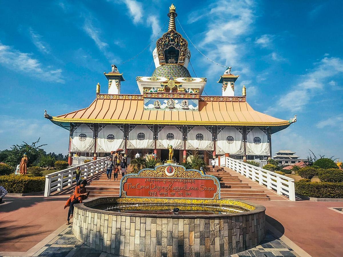 लुम्बनी (नेपाल) के बारे में जानकारी - Lumbini in hindi