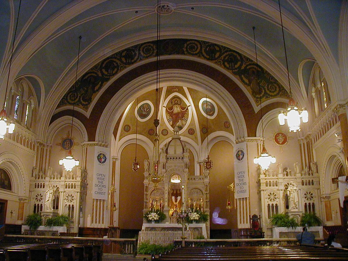 रोमन कैथोलिक चर्च - Roman Catholic Chruch