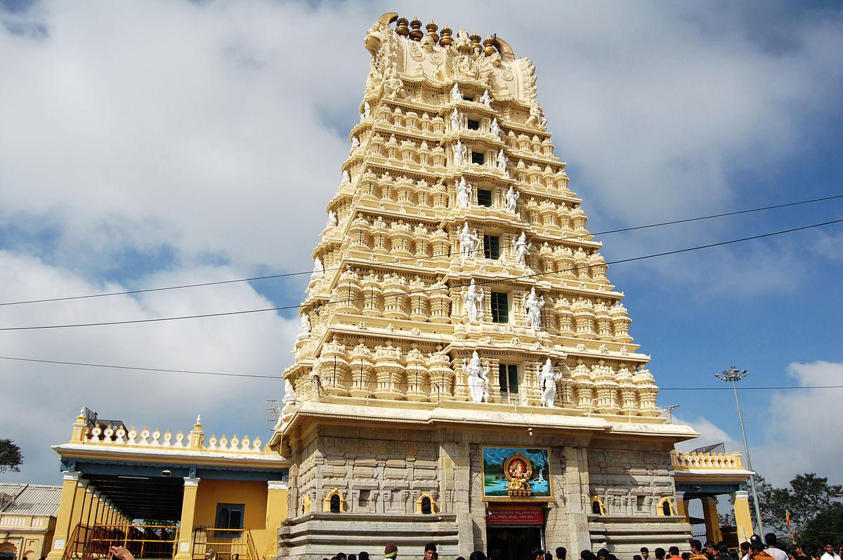 चामुंडेश्वरी मंदिर के बारे में जानकारी - Chamundeshwari Temple in Hindi