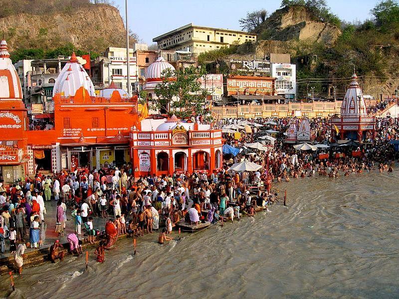 श्री गंगा चालीसा - Maa Ganga Chalisa in Hindi