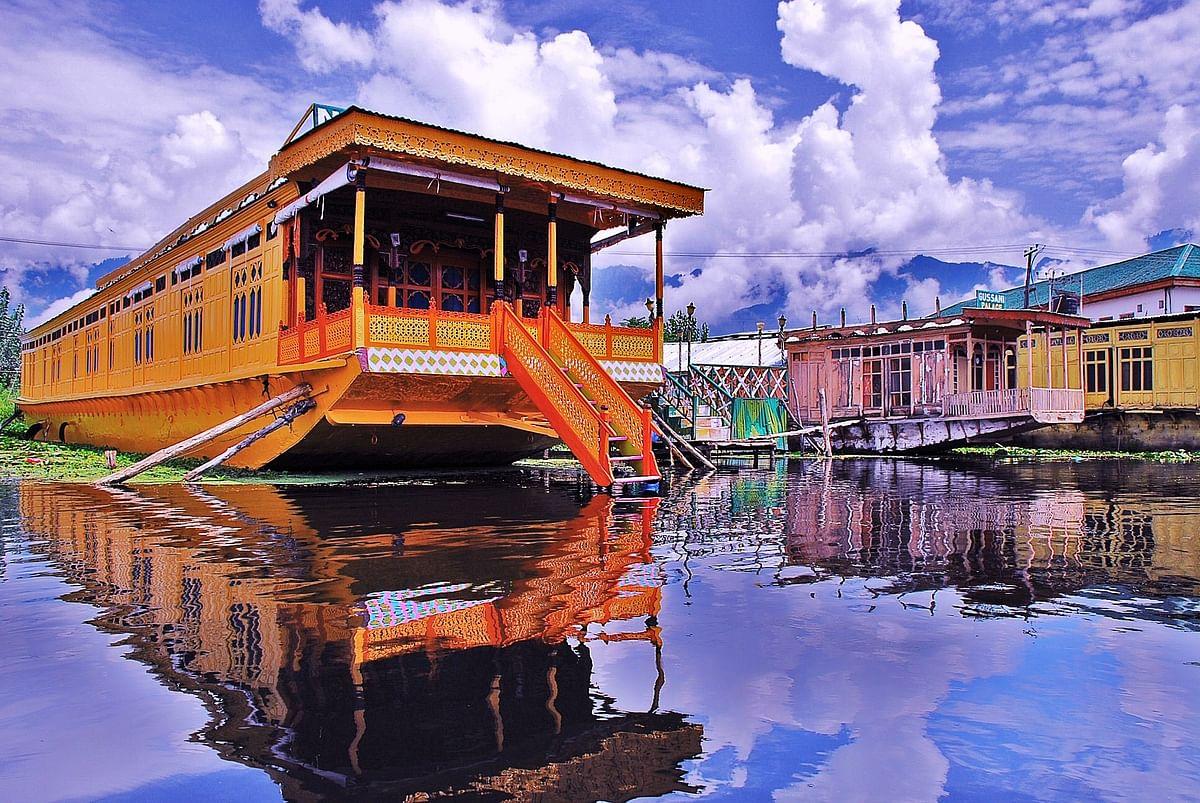श्रीनगर के बारे में जानकारी - Srinagar in Hindi