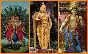 कार्तिकेय या मुरुगन- Lord Murgan (kartikey) in Hindi