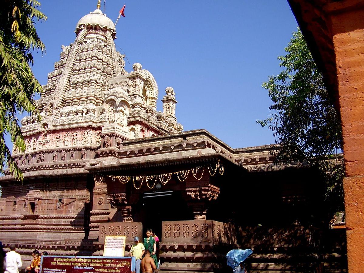 घृष्णेश्वर ज्योतिर्लिंग - Ghrishneshwar Jyotirling