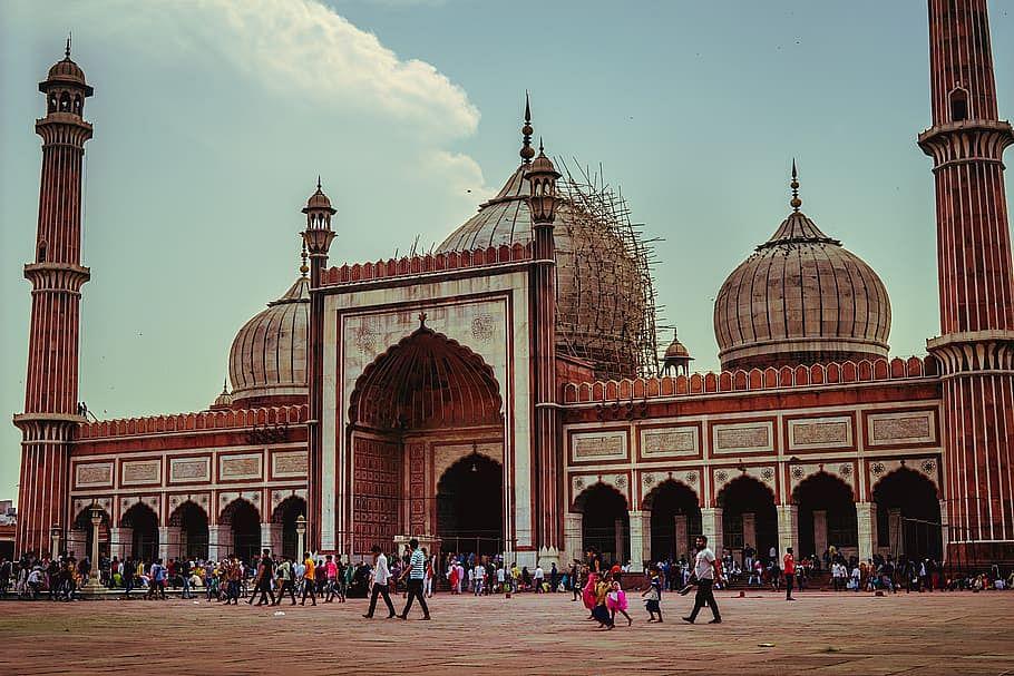 जामा मस्ज़िद - Jama Masjid in Hind