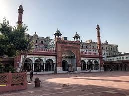 फतेहपुरी मस्जिद - Fatehpuri Masjid in Hindi