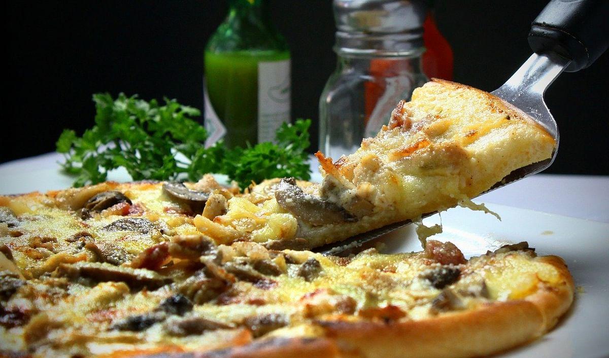 लॉकडाउन में घर पर बनाएं डोसा पिज्जा - Lockdown me ghar par banaye dosa pizza