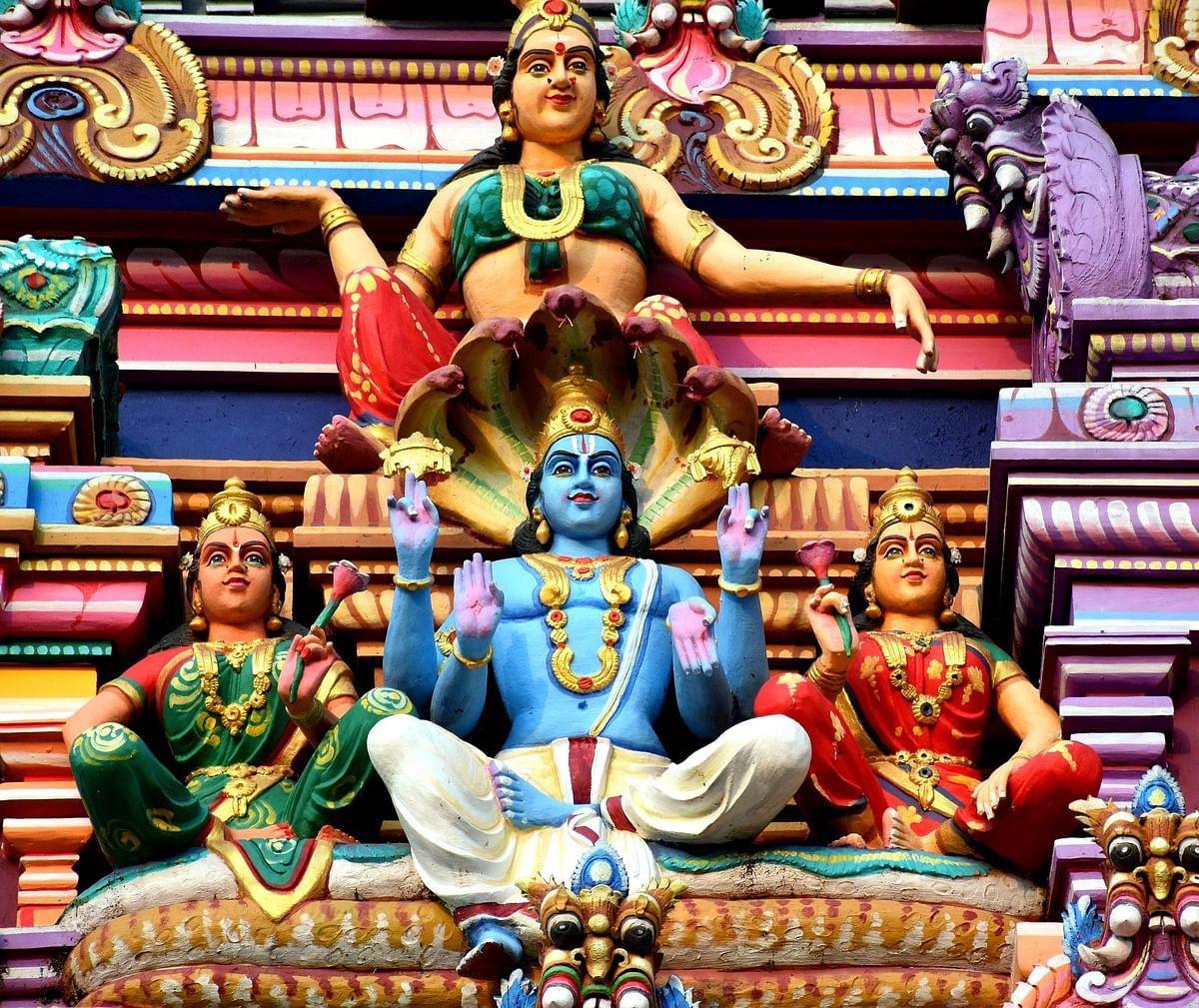 भगवान विष्णु- Lord Vishnu in Hindi