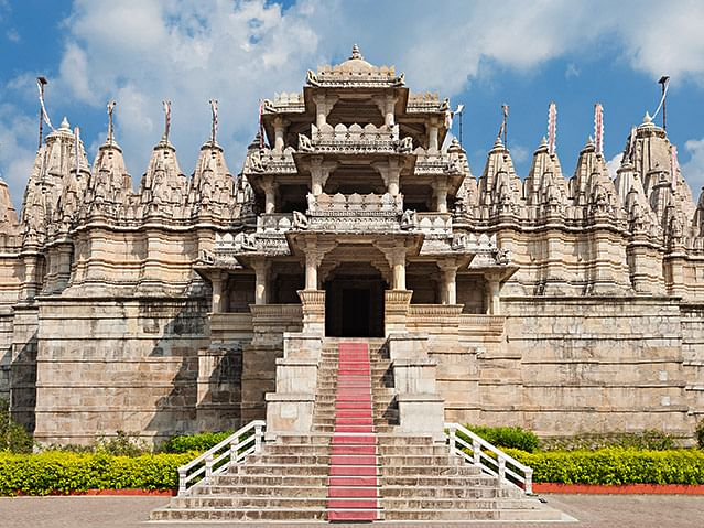 रणकपुर जैन मंदिर - Ranakpur jain mandir in Hindi