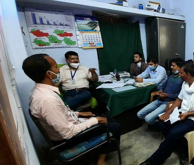 सहरसा जिला में जून माह से मनाया जा रहा है मलेरिया दिवस