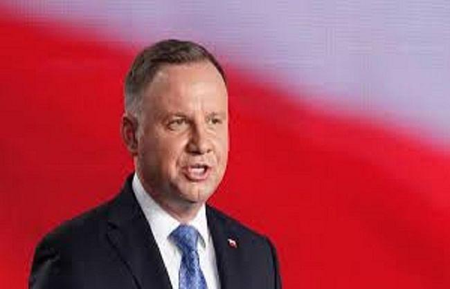 पोलैंड के राष्ट्रपति डूडा चुनाव के पहले दौर में सबसे आगे  ...