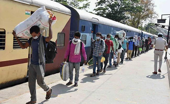 उत्तरप्रदेश के श्रमिकों एवं व्यक्तियों की वापसी के लिए 5 जून को रायपुर से रवाना होगी स्पेशल ट्रेन
