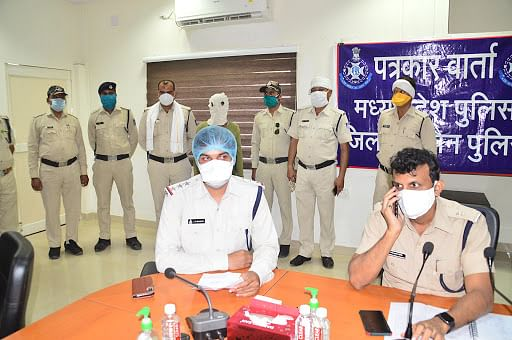 चोरी के फरार आरोपी त्रिशूल पारदी की चेन्नई पुलिस को भी तलाश
