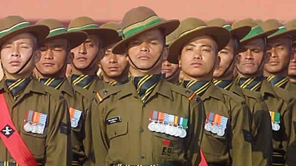नेपाल से तनातनी के बीच वापस ड्यूटी पर भारत लौटे 1642 गोरखा सैनिक