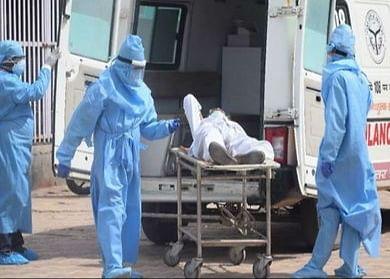 अमेठी : कोरोना से संक्रमित बुजुर्ग की मौत