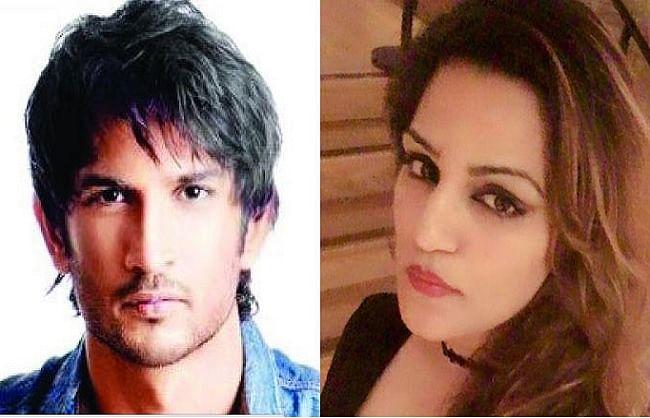 सुशांत सिंह राजपूत की बहन ने अपने फेसबुक प्रोफाइल को किया लॉक