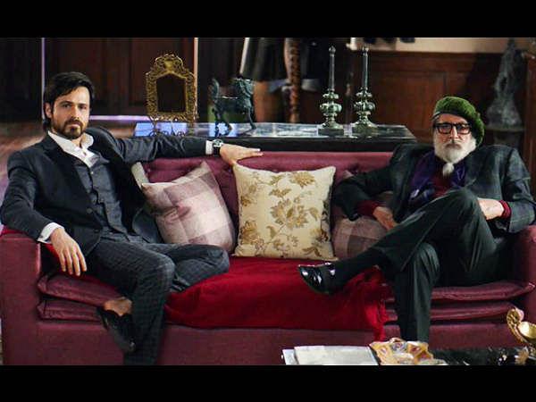अमिताभ बच्चन- इमराश हाशमी की फिल्म चेहरे, नए पोस्टर के साथ नई रिलीज डेट OUT