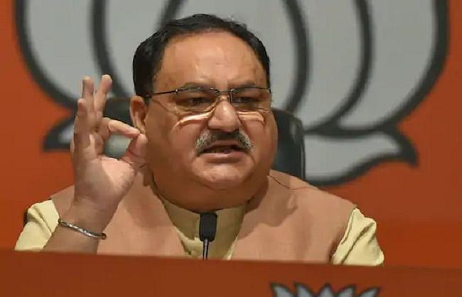 प्रधानमंत्री राहत कोष का पैसा निजी संगठन में हस्तांतरित करना देश के साथ धोखा: नड्डा