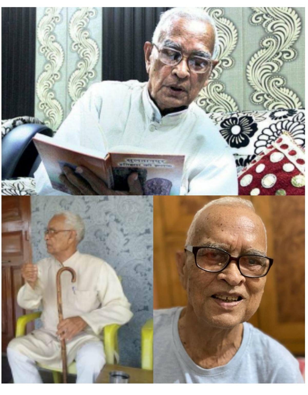 पत्रकार ,अधिवक्ता और इतिहासकार राजेश्वर सिंह का निधन, शोक