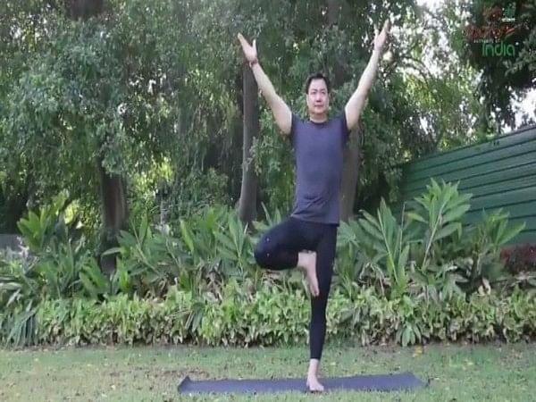 योग कोरोना महामारी के दौरान सबसे अधिक प्रासंगिक : किरेन रिजिजू