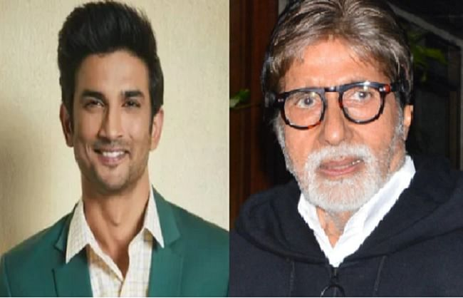 अमिताभ बच्चन ने सुशांत सिंह राजपूत की याद में लिखा ब्लॉग, बिग बी ने पूछा-क्यों..क्यों...क्यों