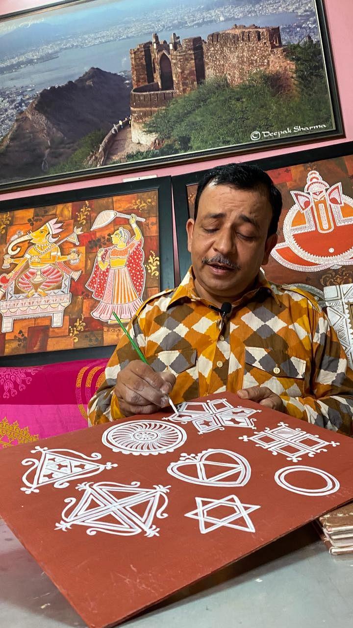 ऑनलाइन राजस्थान कला उत्सव सम्पन्न, अनूठी पहल हुई