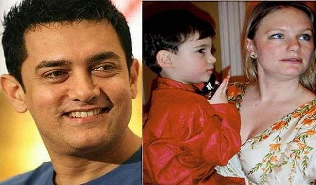 अपने नाजायज बेटे की हत्या करना चाहते थे आमिर खान, मां ने देश छोड़ कर बचाई थी जान