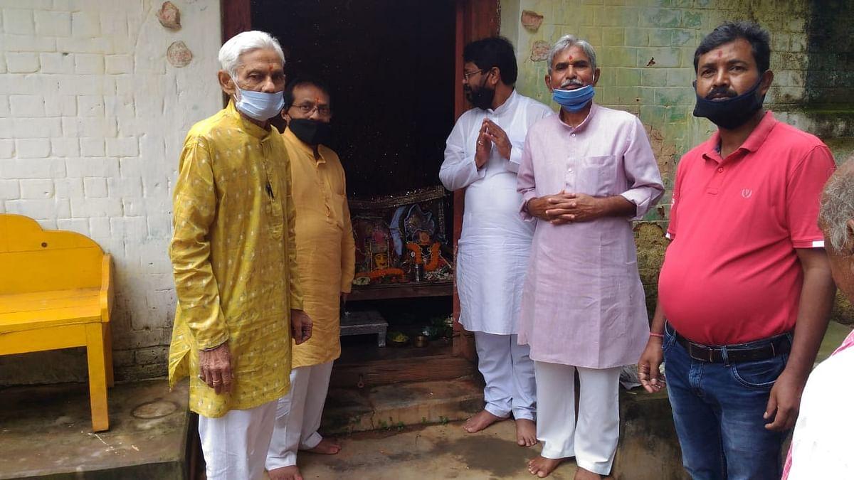 नहीं निकली भगवान जगन्नाथ की रथयात्रा, पूजा-अर्चना के साथ हुआ परंपरा का निर्वाह