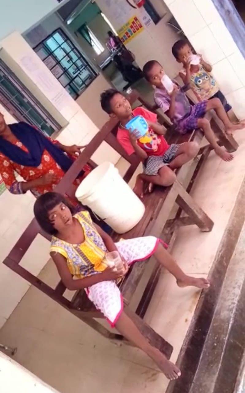 जहरीले मशरूम खाने से चार बच्चों की तबियत बिगड़ी, अस्पताल में भर्ती