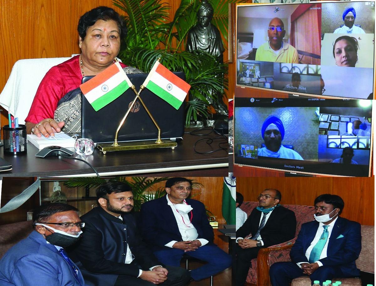 इंडियन पोडियाट्री एसोसिएशन का कार्य वास्तव में एक मानवीय कार्य : राज्यपाल