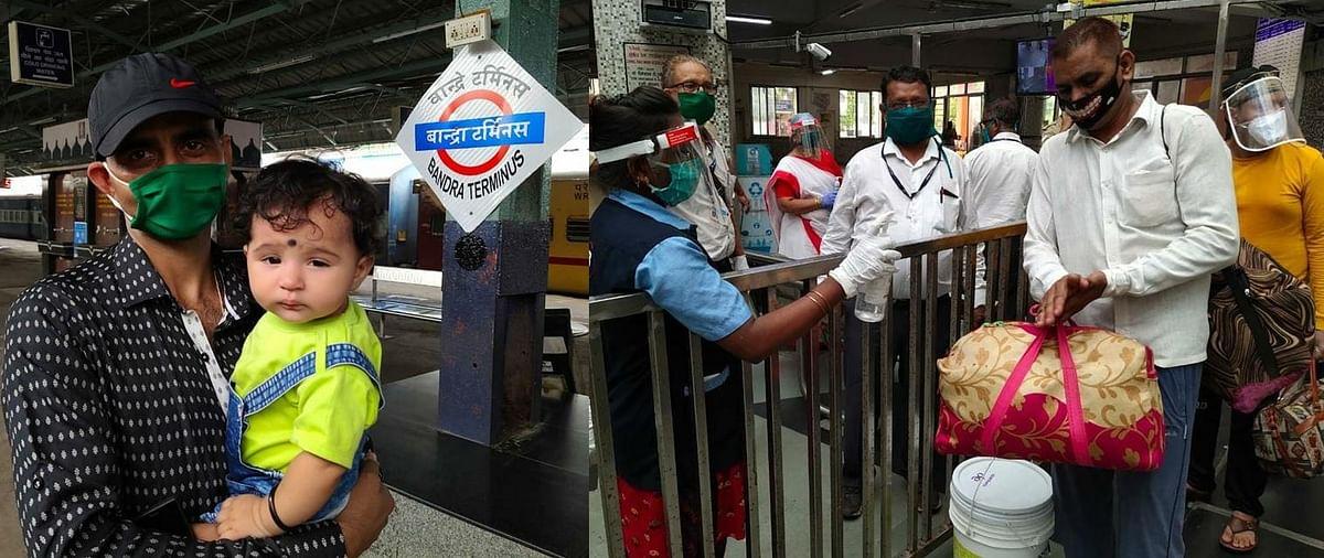 पश्चिम रेलवे : 1 जून को मुंबई, सूरत और अहमदाबाद से 14 विशेष ट्रेनें चलाई गईं