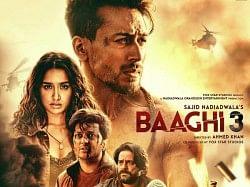 बागी 3 फिल्म रिव्यू- कमज़ोर कहानी पर टाइगर श्राफ की शानदार एक्शन का तड़का